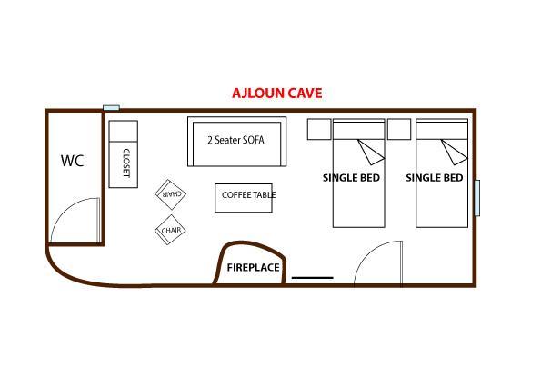 Ajloun Cave