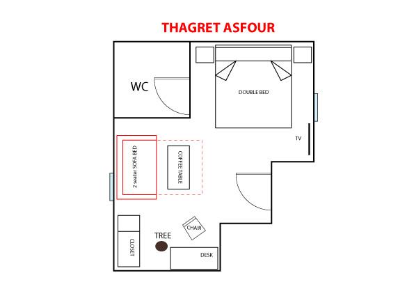 Thaghret Asfour